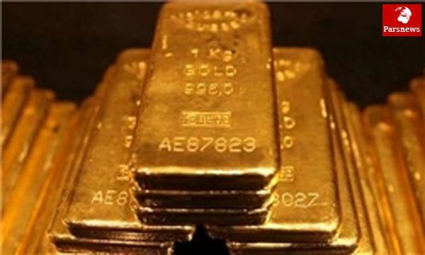 افزایش ۳۰ دلاری قیمت جهانی طلا