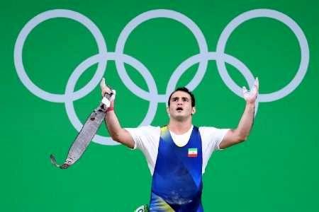 رکورددار وزنه برداری جهان: آماده ترین ها به المپیک می روند