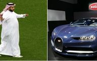 خرید بوگاتی ۵ میلیون دلاری توسط رئیس سازمان ورزش