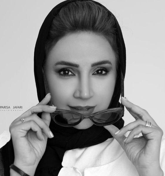 شبنم قلی خانی مدل شد + عکس