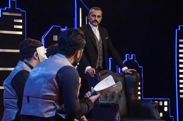 مسابقه تلویزیونی علیرام نورایی + عکس