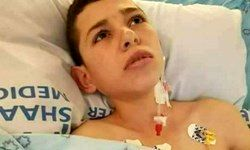 نابینا شدن نوجوان فلسطینی در پی اهمال زندانبانان اسرائیلی