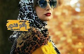 لیندا کیانی با پالتو شتری در جشنواره فجر