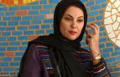 تیپ خانمانه لاله اسکندری در جشن سینما