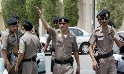 حمله تروریستی در مرکز عربستان