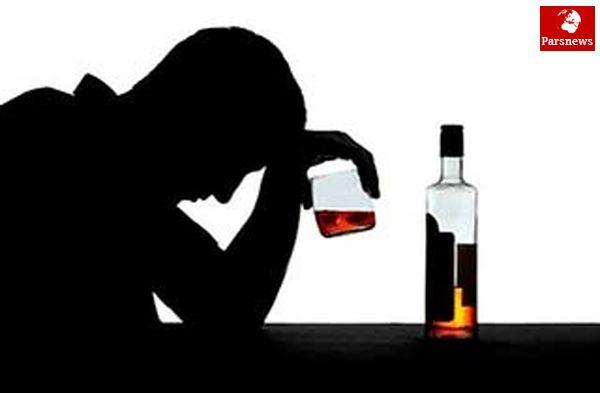 مصرف مشروبات الکلی حادثه آفرید