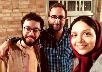 عکس جدید بازیگران سریال لحظه گرگ و میش
