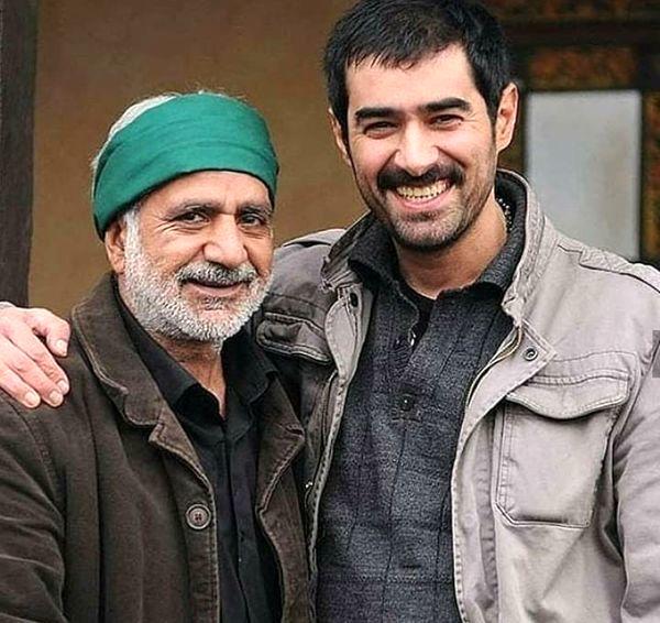 دو اسطوره سینمای ایران در آغوش هم + عکس