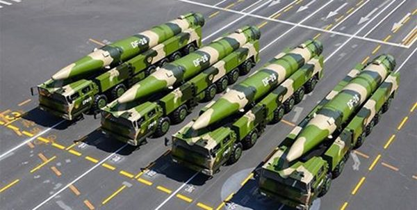 وحشت آمریکا از حملات موشکی چین به گوام