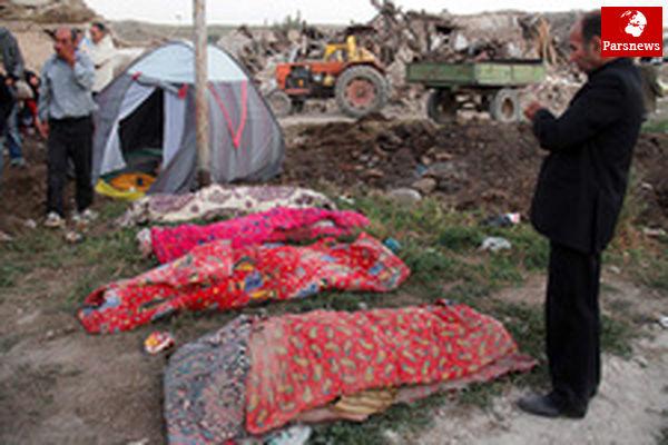 آخرین آمار قربانیان و مجروحان زلزله بوشهر