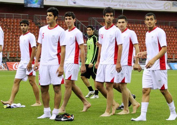 عباس چمنیان 27 بازیکن را به اردوی تیم فوتبال نوجوانان فراخواند