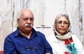 عکس بهزاد فراهانی و همسر بازیگرش
