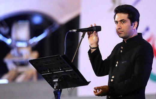 انصراف خواننده محبوب از جشن حافظ +عکس