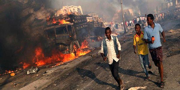 انفجار در استادیوم ورزشی در سومالی