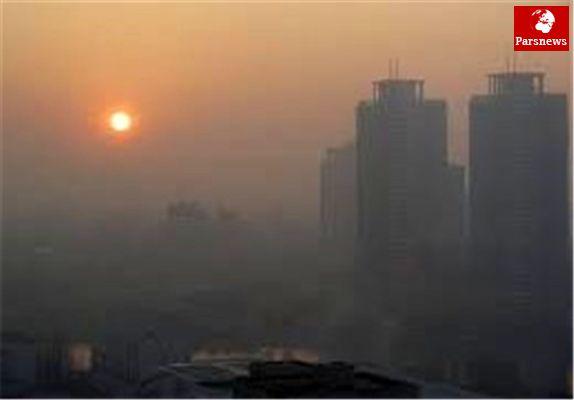 هوای سالم در ۱۹ استان کشور