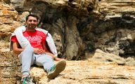 هادی کاظمی در کوهنوردی