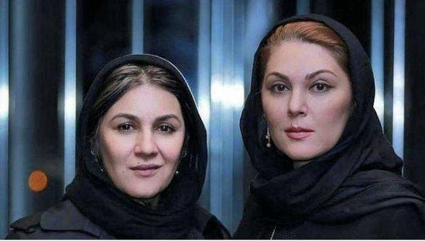 خواهران معروف اسکندری در کنار هم + عکس