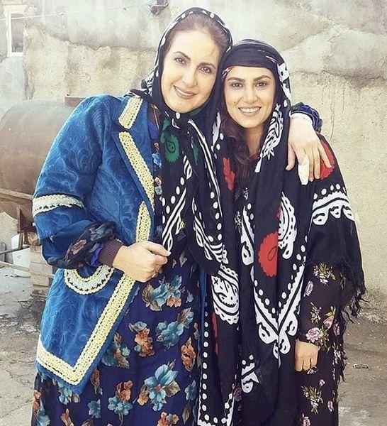 دوست بختیاری فاطمه گودرزی + عکس