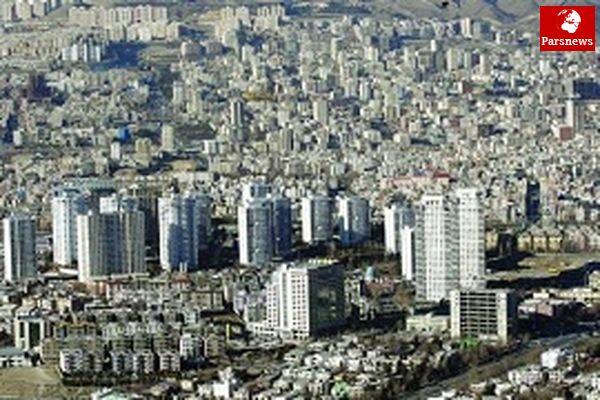 مسکن در تهران ۸درصد گران شد
