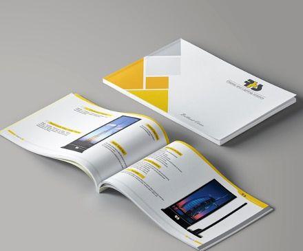 طراحی کاتالوگ – چاپ کاتالوگ – قیمت طراحی کاتالوگ