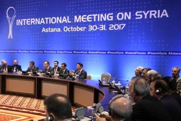 نشست بلندپایه ایران، روسیه و ترکیه در شهر سوچی برگزار میشود
