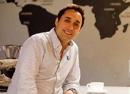 سلفی بازیگر سریال «شهرزاد» با اصغر فرهادی