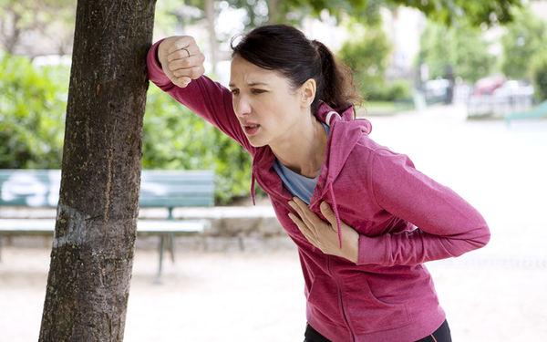 آیا نفس نفس زدن یک بیماری است؟