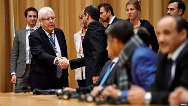 اولین توافقها میان طرفهای یمنی در مذاکرات سوئد