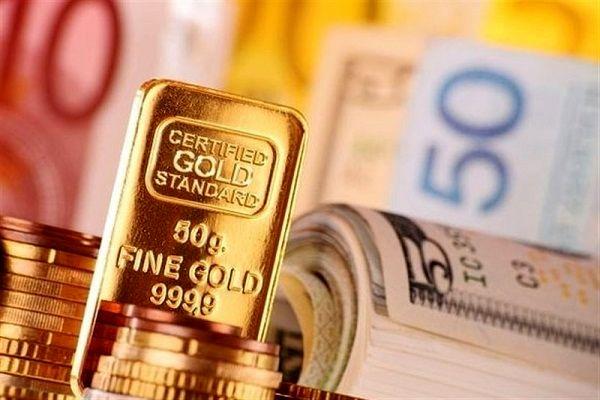 طلای جهانی همچنان در سراشیبی