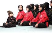 روایت «عصر جدید» از دختران نینجا
