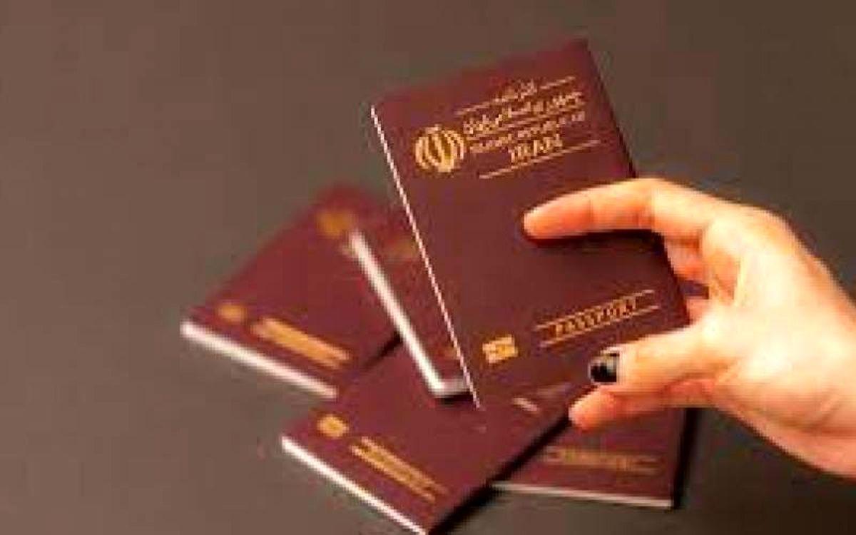 ارزش پاسپورت ایرانی در سال 2021 + اینفوگرافیک