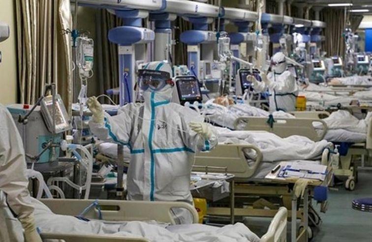 ناراحتی و نگرانی شدید وزیر بهداشت از وضعیت کرونا/فیلم