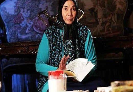 علاقه بازیگر زن به اجرای گلزار