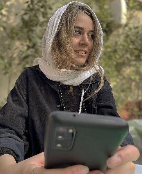 ظاهر بهم ریخته و ژولیده ماهور الوند + عکس