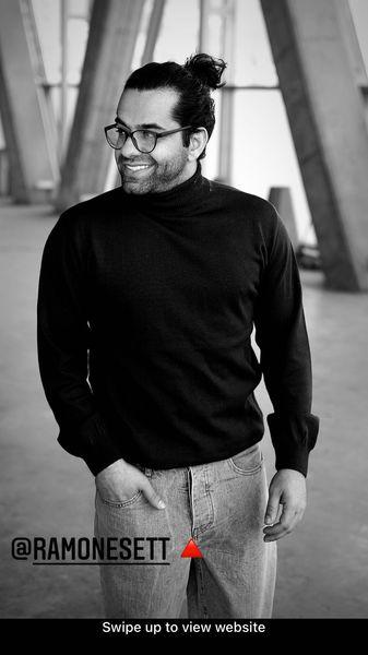 مدل موی هنری رضا بهرام + عکس