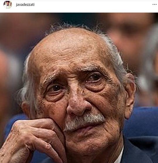 وعده دیدار جواد عزتی با استاد اسدزاده