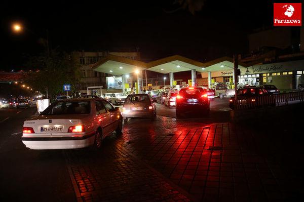بنزین گران هم آلوده میکند
