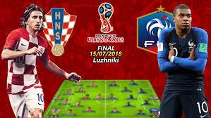 پاداش خوب فیفا به فرانسه و کرواسی