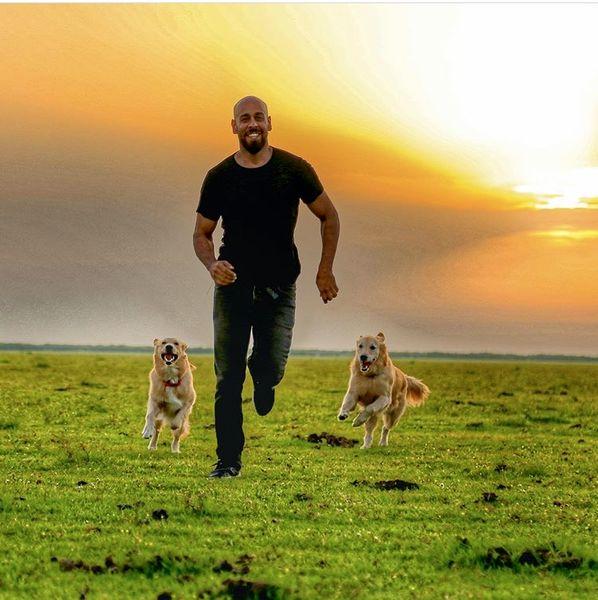 سگهای بامزه ارشا اقدسی + عکس
