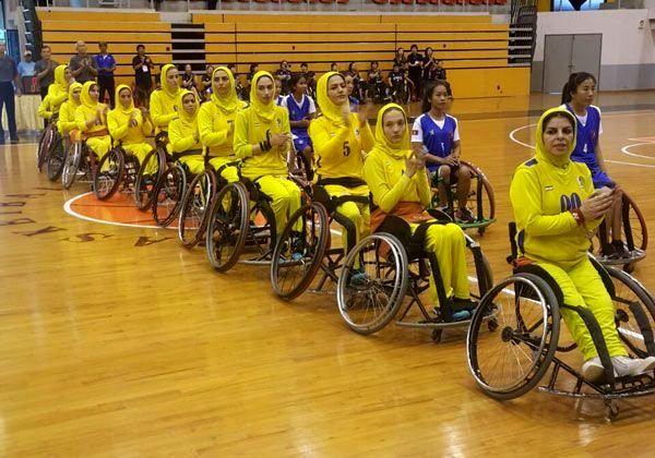دومین پیروزی تیم بسکتبال باویلچر بانوان برابر کامبوج