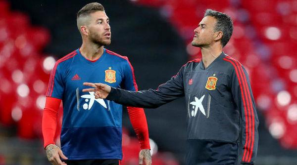 نظر انریکه درباره ۶ بازیکن رئالی در ترکیب اسپانیا