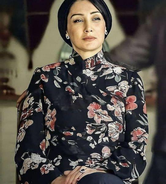 تیپی متفاوت از هدیه تهرانی در بی همه چیز + عکس
