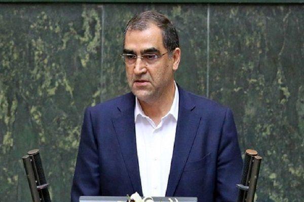 روز سخت وزیر بهداشت در مجلس؛ از عصبانیت تا عذرخواهی