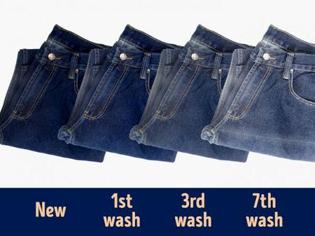 لباس های جین را چگونه بشوییم؟