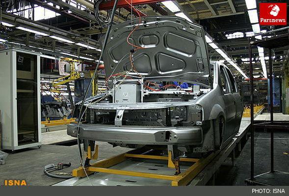 ایران هشتمین خودروساز بزرگ آسیا شد