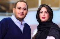 «رضا داوودنژاد» در کنار همسرش و مونای معروف «مصائب شیرین»