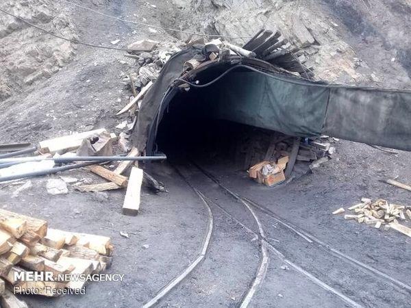 باز هم حادثه در معدن / مرگ یک معدنچی در دامغان