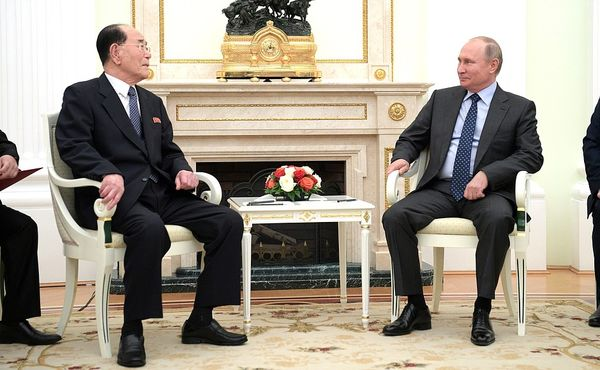 پوتین از رهبر کره شمالی دعوت کرد