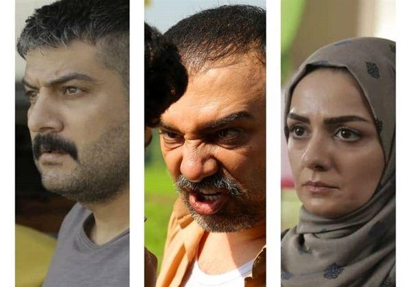 برزو ارجمند برای ادامه فیلمبرداری سریال جدیدش از شمال به تهران آمد + عکس