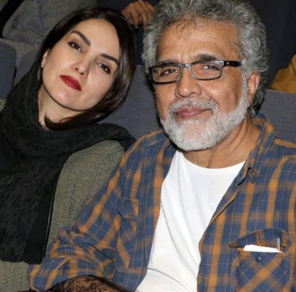 همسر کارگردان بازیگر معروف سریال سرزده + عکس